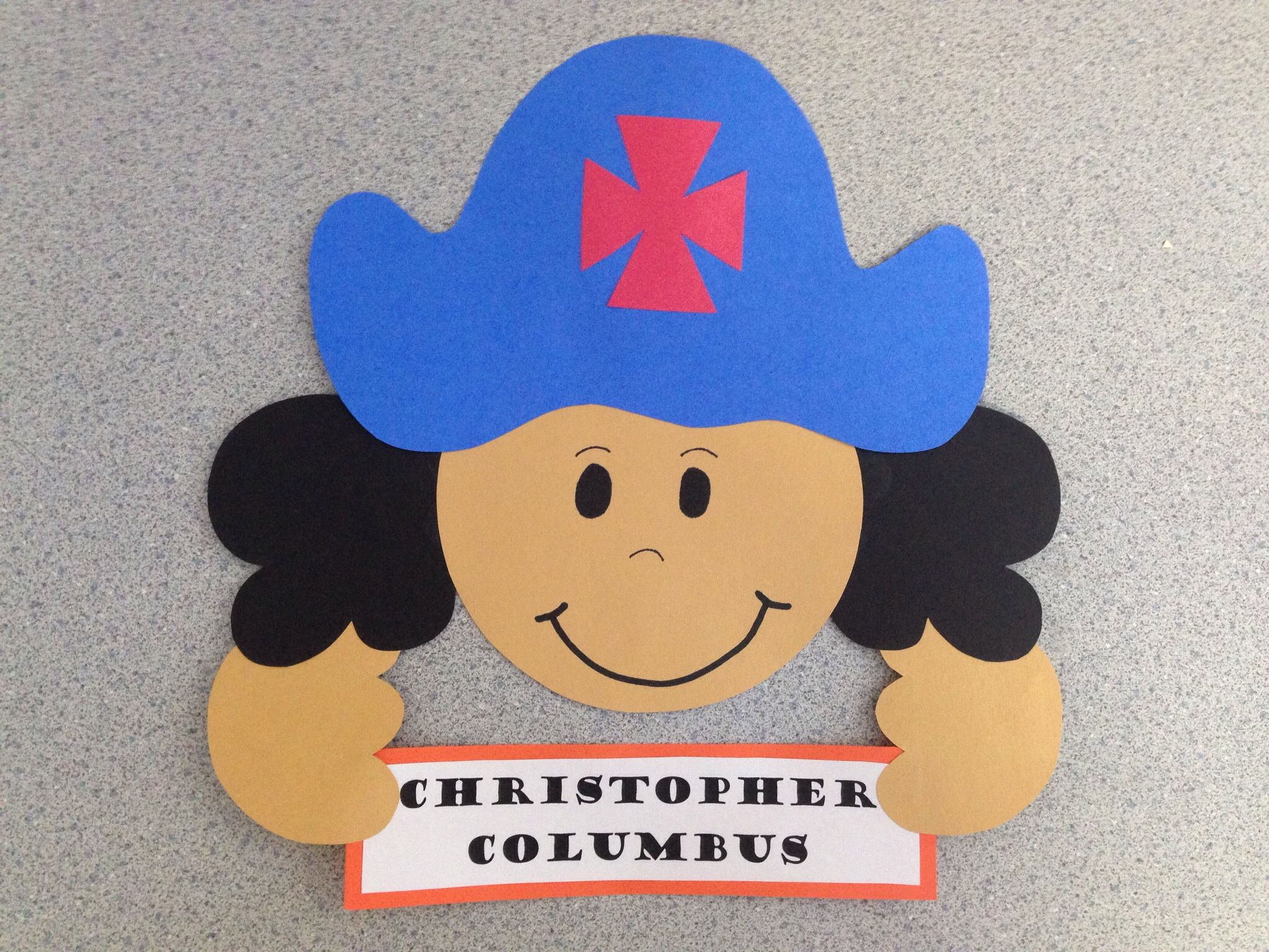 Columbus Day Craft For Kids