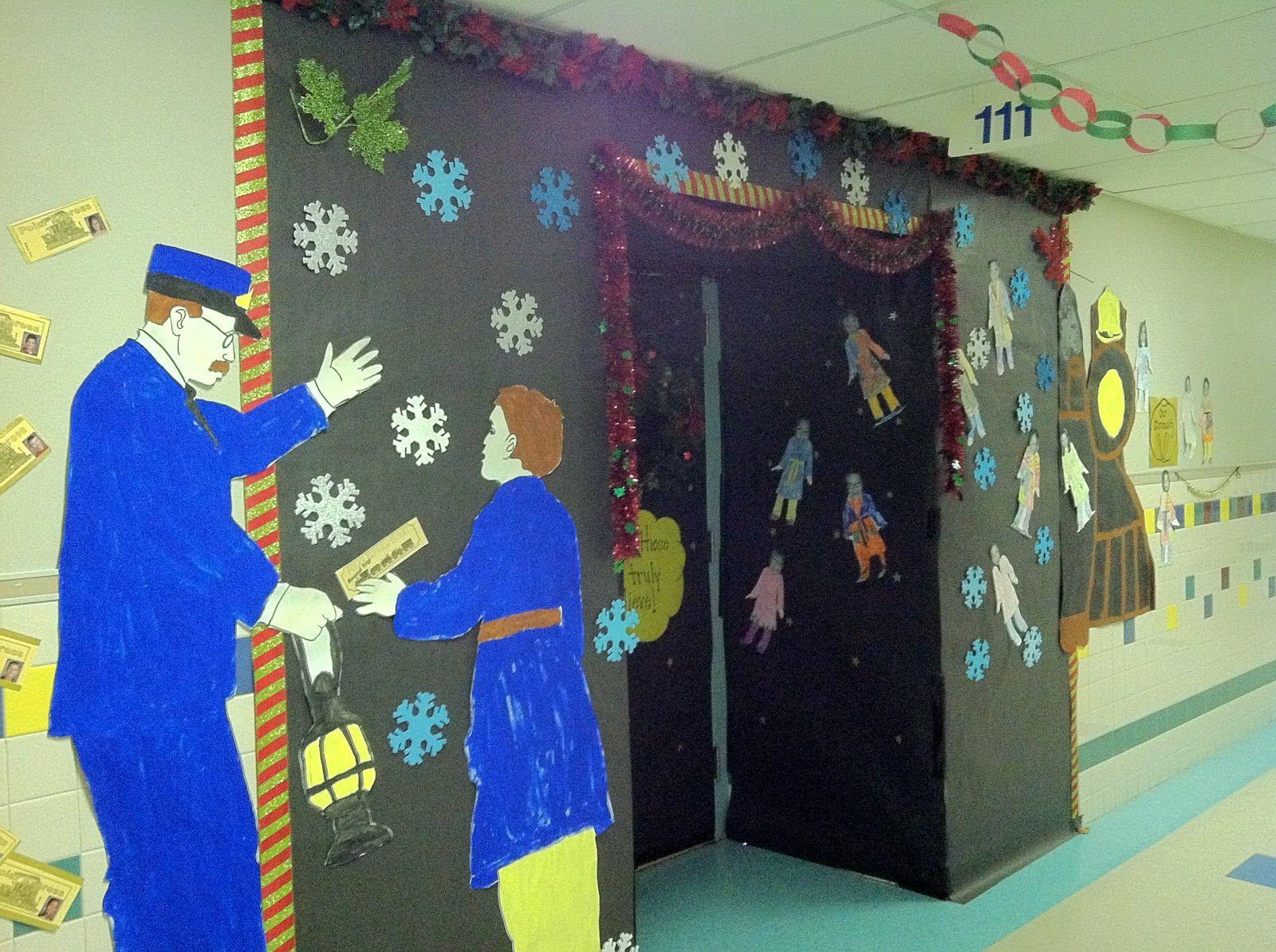 Polar Express Classroom