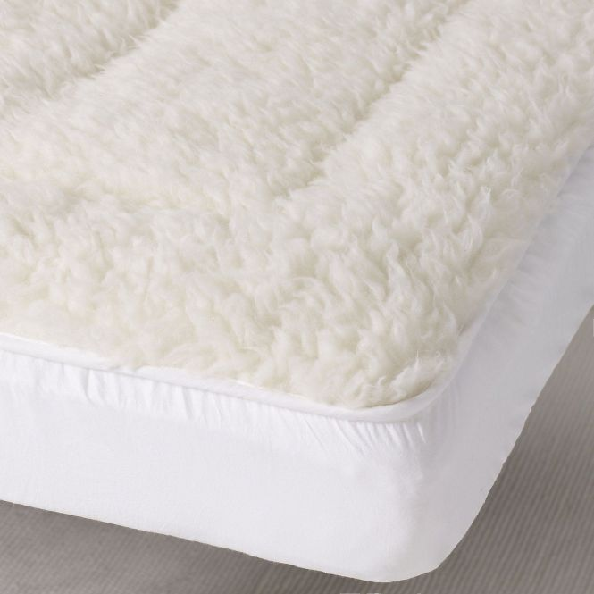 Cot Bed Mattress Topper Toppers Protectors Bedroom The White Company Uk