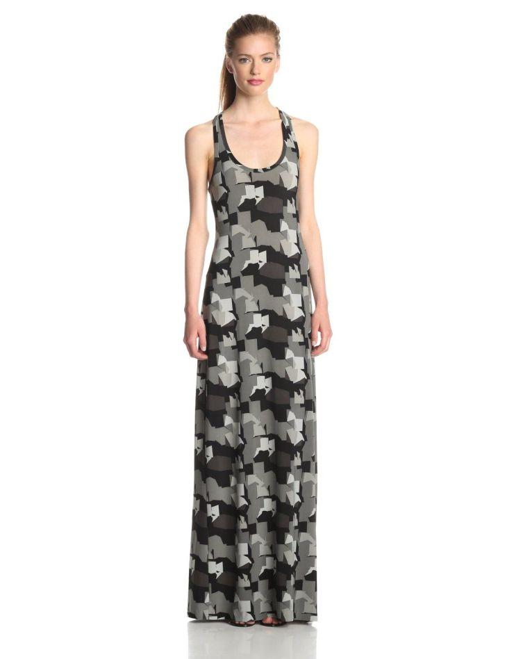 Racer Maxi Gown by KAMALIKULTURE Casual Dresses Pinterest Maxi