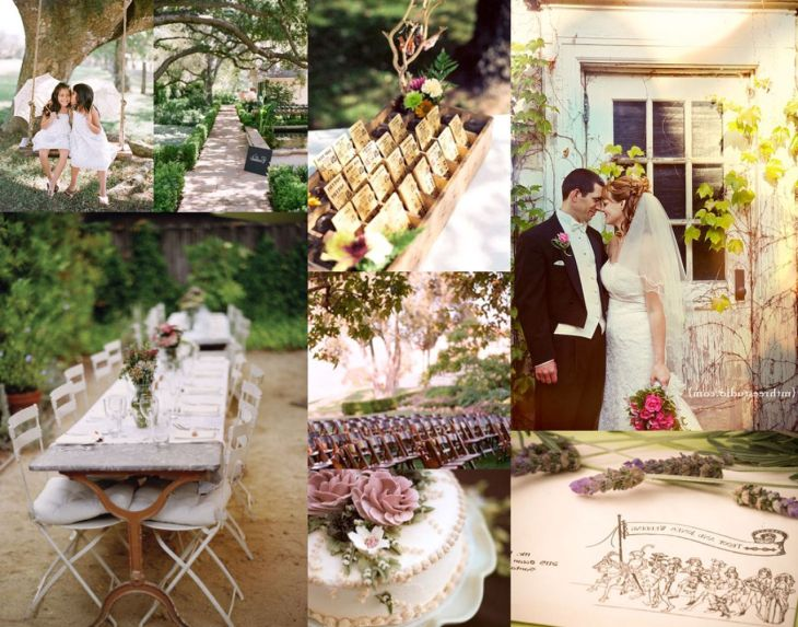 Rustic Garden Wedding Theme  Wedding bits and bobs  Pinterest