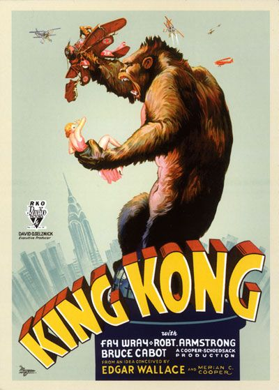 Poster do filme King Kong