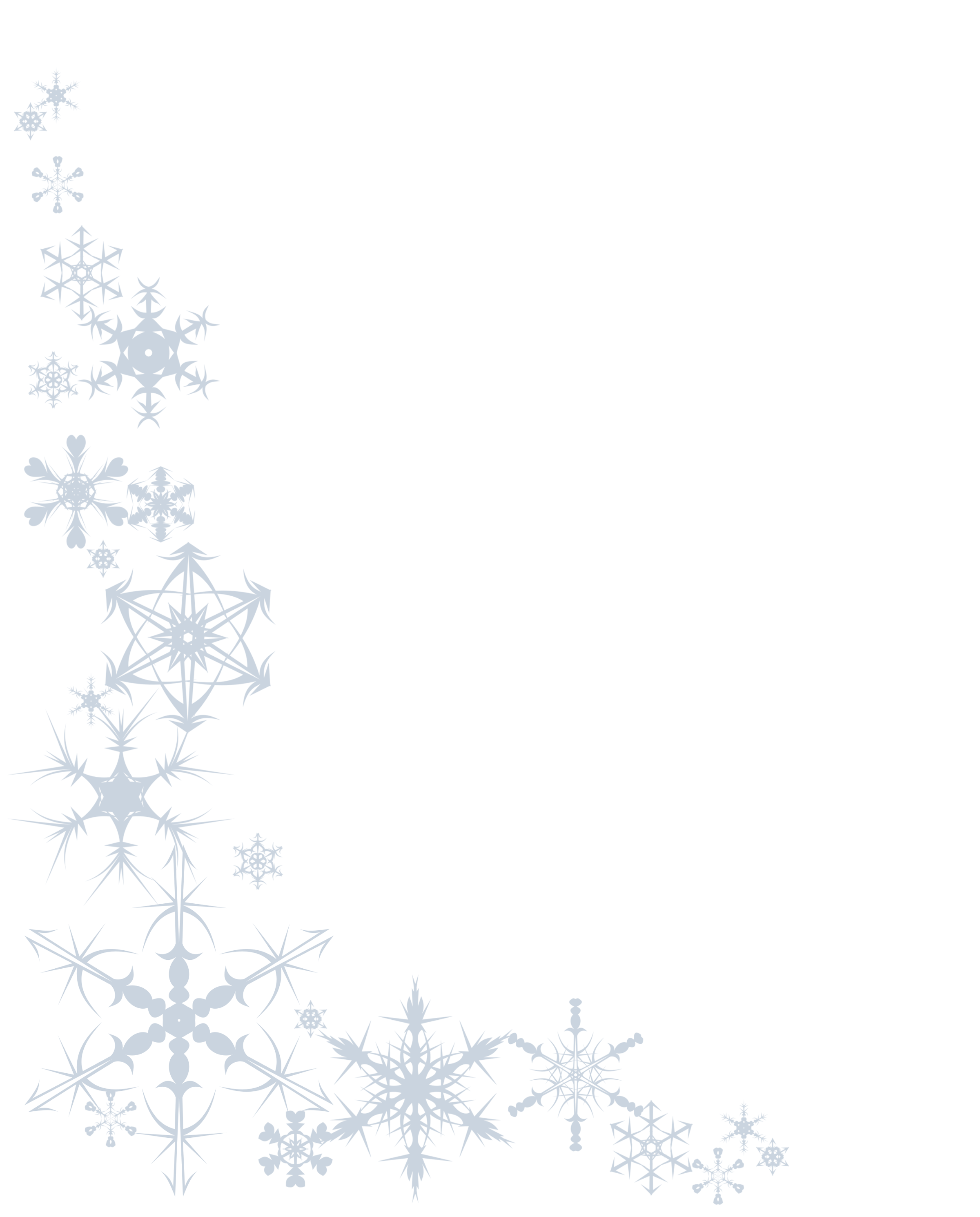 Snowflake Paper At Printables4scrapbooking