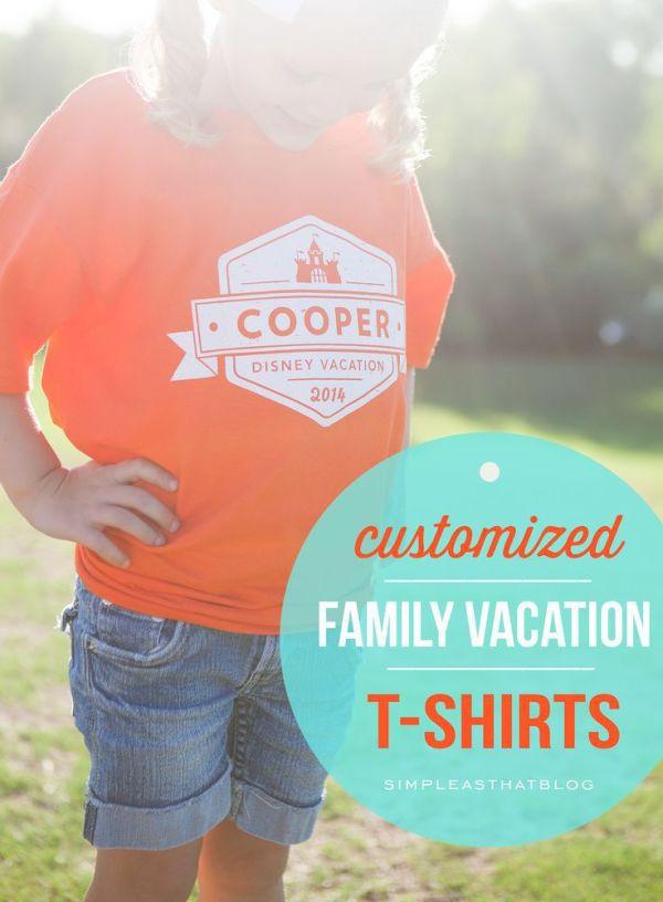Disney Family Shirts on Pinterest   Disney World Shirts ...