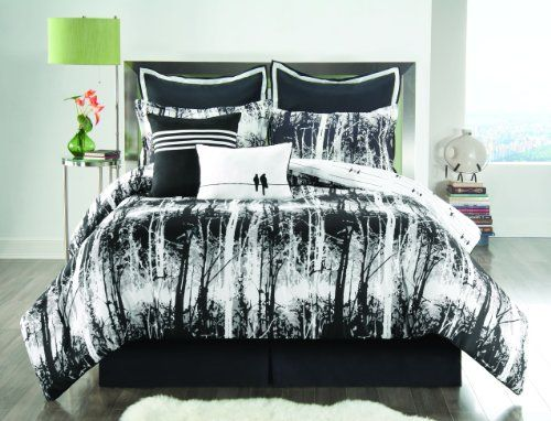black and white bedding comforter sets | webnuggetz | home