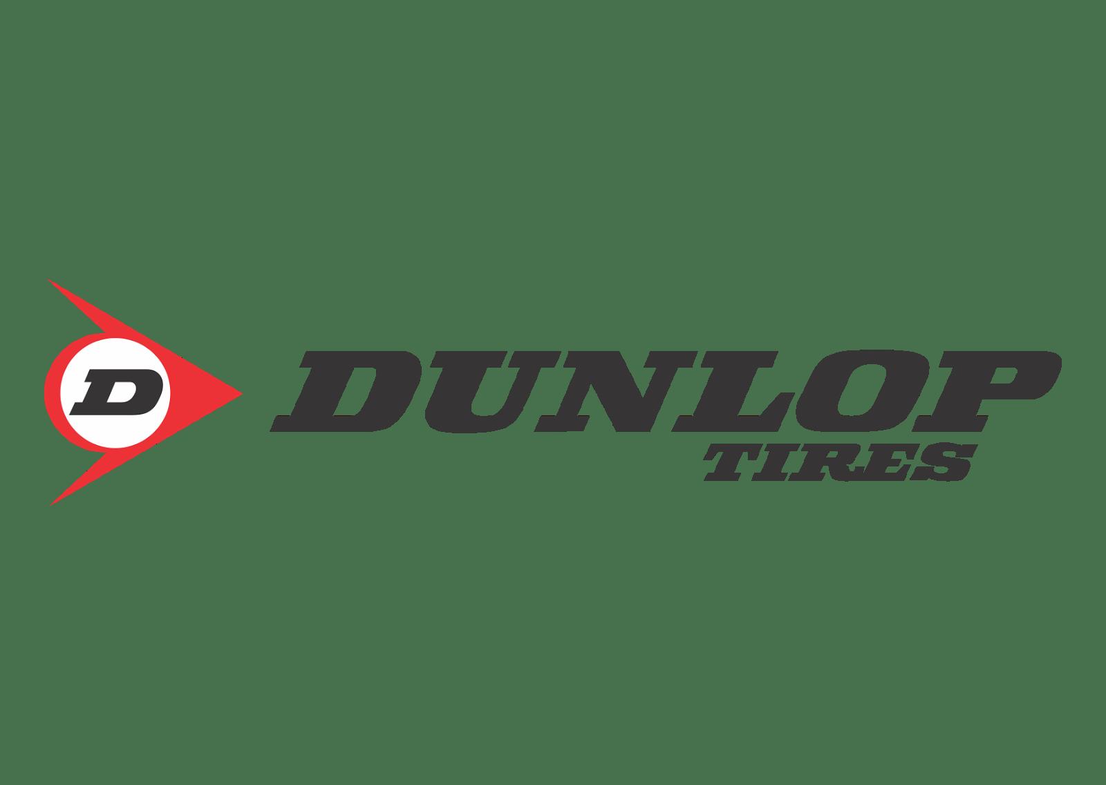 Dunlop Tires Logo Vector