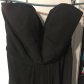 Asos new look bandeau wrap maxi dress worn once for a few hours