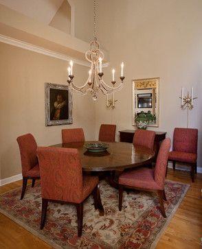 Avenue Interiors Included Niermann Weeks Danieli Chandelier In This Dining Room Niermannweeks