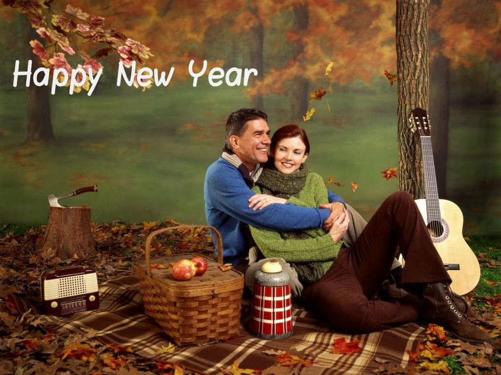 romantic new year wallpapers