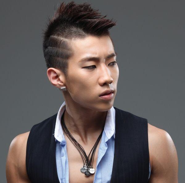 Asian Hairstyles Men K Pop Wallpaper GlobezHair Mens