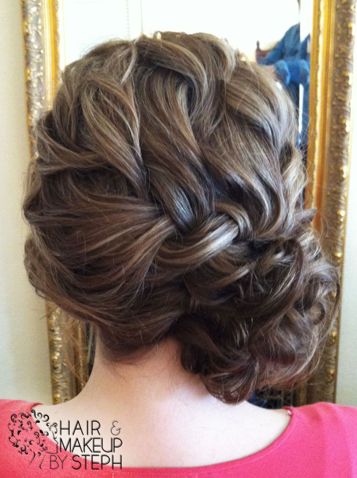 Pin by Nicole Talarico on manes Pinterest Updo Hair style and