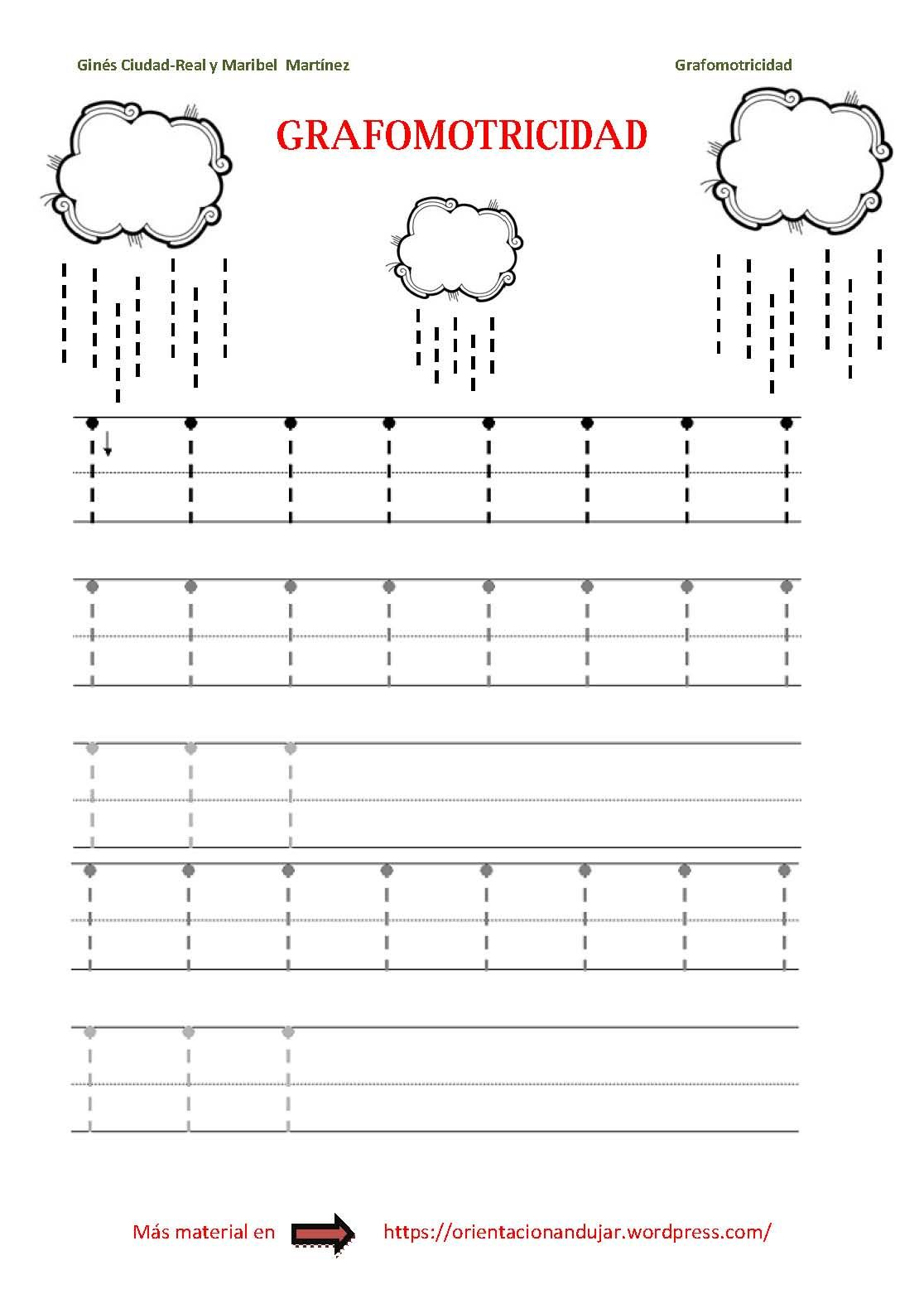 Free Prewriting Worksheets For Preschoolers