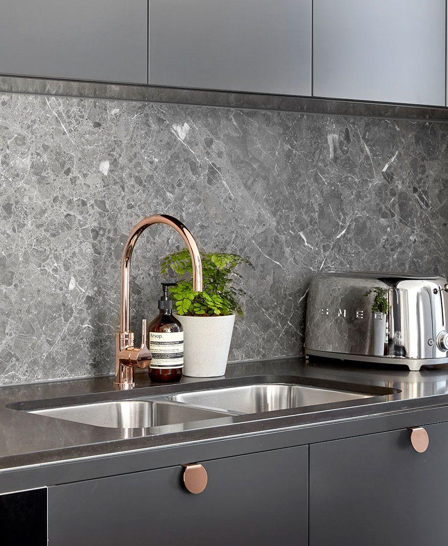 Uberlegen Urban Luxury CUISINE Pinterest Küche Graue Küchen Und