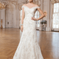 Plus size white wedding dresses   Watch now  BacklakeGirls Real Vintage Mermaid Wedding