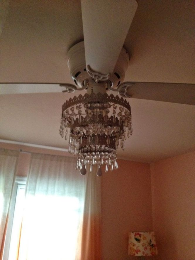 Awesome Elegant Chandelier Ceiling Fan 90 Interior Designing Home Ideas With
