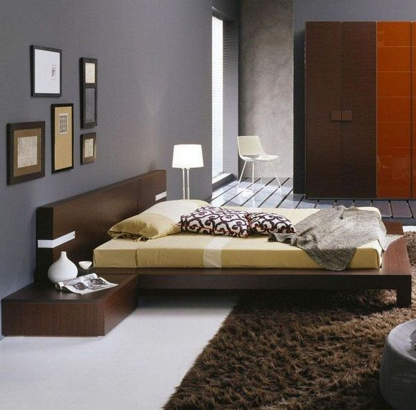 What Colors Go Well With Dark Brown Wenge Furniture 35 Ideas Decor10