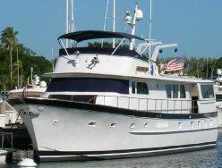 Broward Flybridge Motor Yacht 75 1976 299k Florida