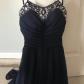 B darlin prom dress size prom neckline and gems