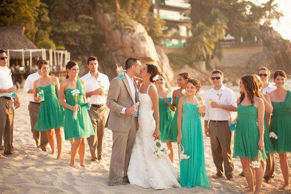 Spring Wedding Color Schemes