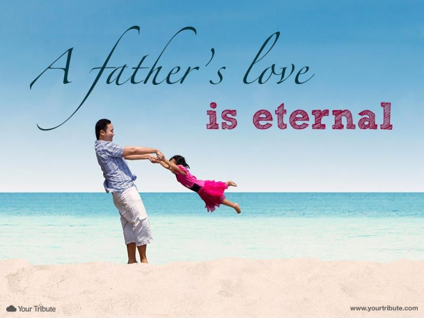 Image result for father's love