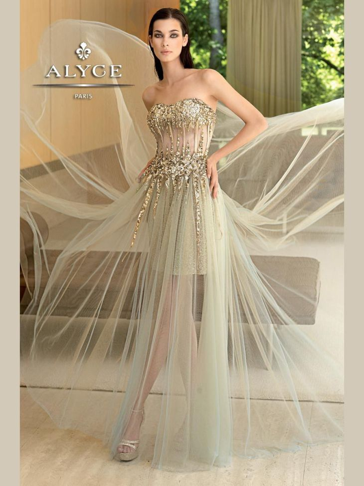 Wear this fabulous prom dress for a look to be remembered for your