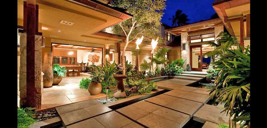 The Banyan House Is A Luxury Home In Hawaii Favorite