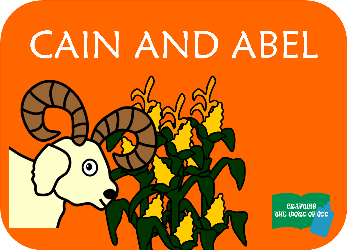 Cain And Abel Lesson Scripture Genesis 4 Memory Verse By