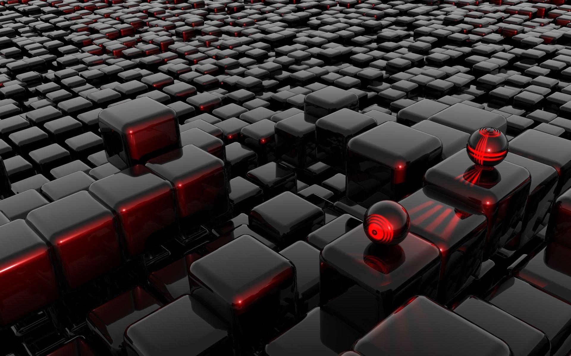 3d wallpaper | the cube 3d wallpaper | stuff to buy | pinterest