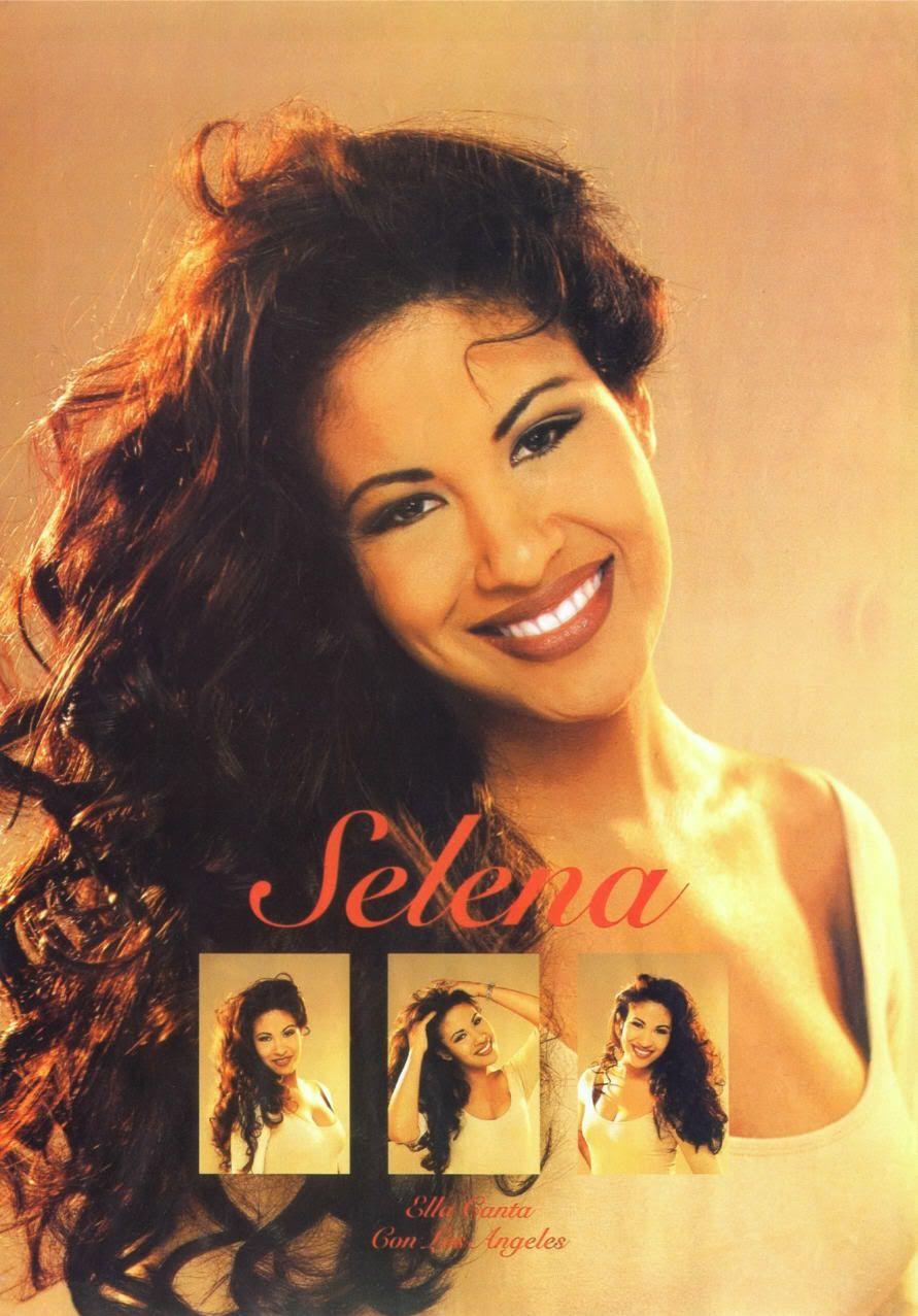 Poster do filme Selena