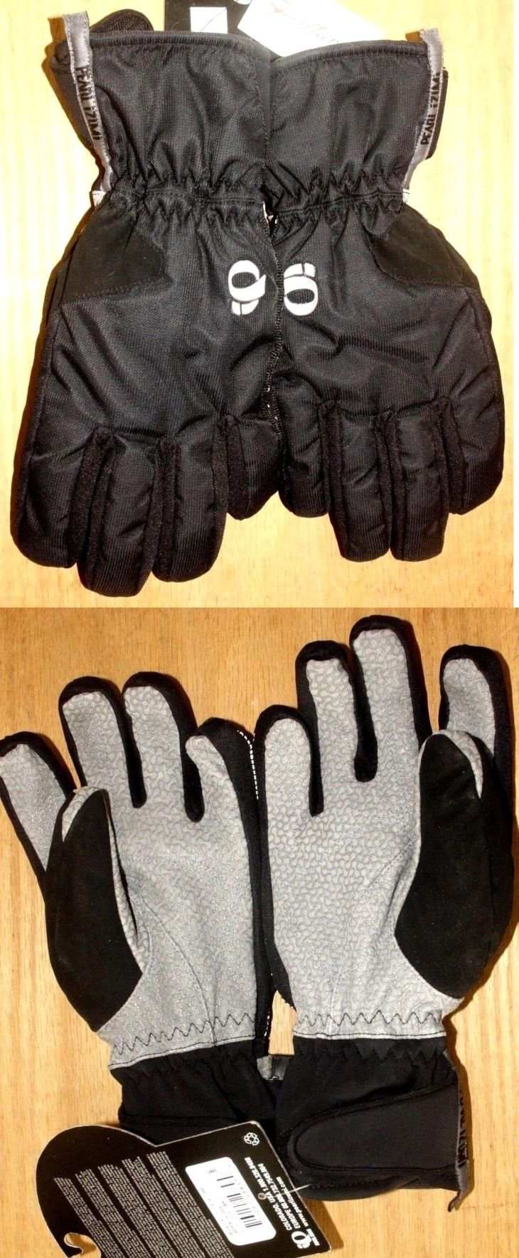 Gloves Pearl Izumi Amfib Glove Small Black ue BUY IT NOW ONLY