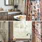 Small window decor  a gorgeous risa shower curtain by anthropologie affiliate