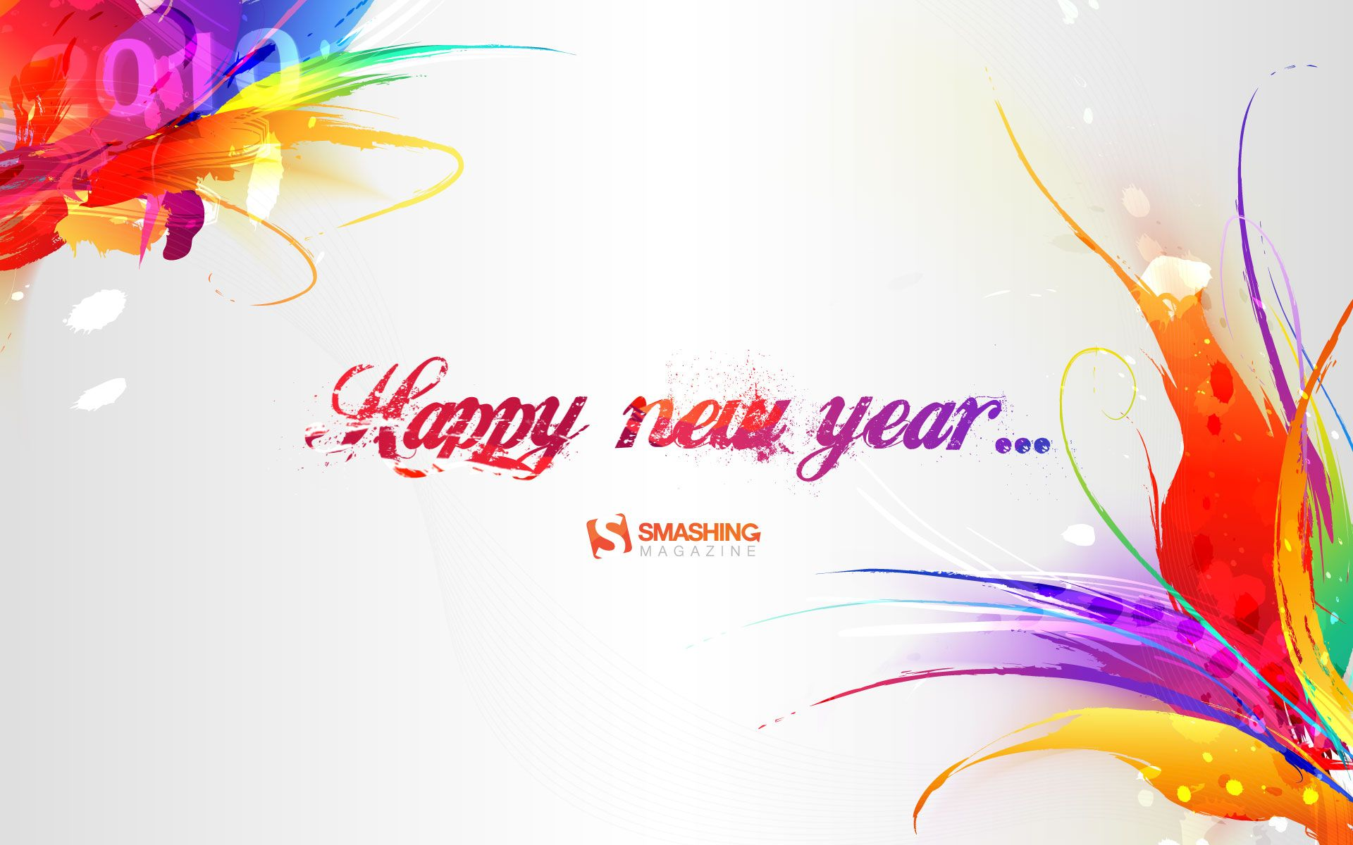 screensaver new year wallpapers
