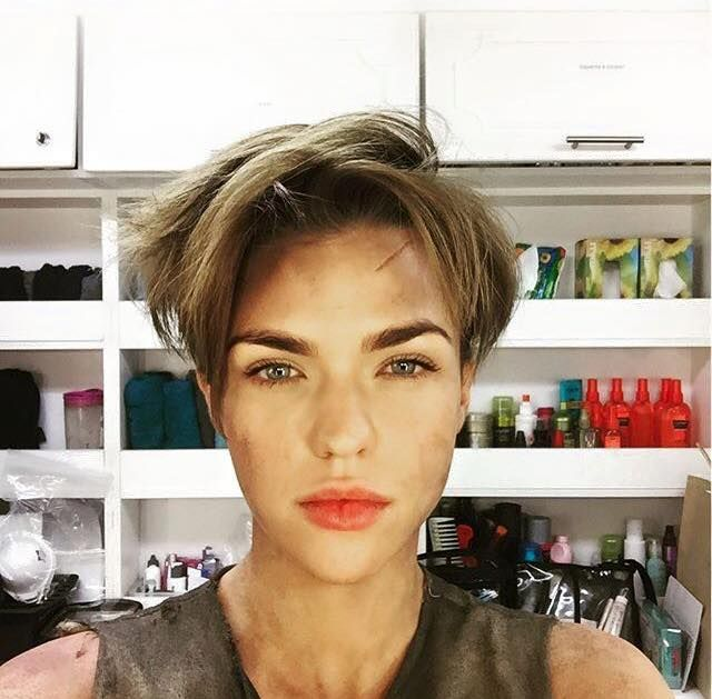 Resident Evil The Final Chapter Ruby Rose As Abigail