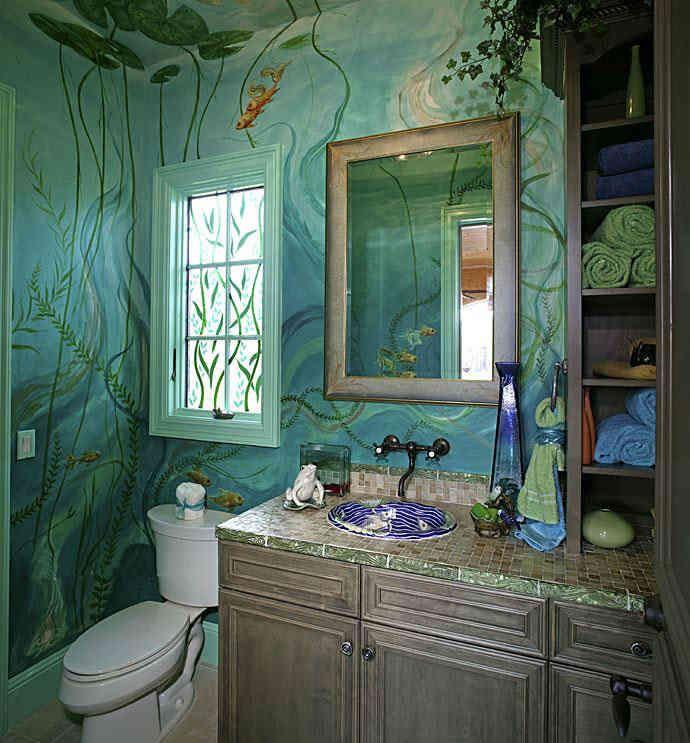 bathroom paint ideas bathroom painting ideas painted on wall color ideas id=13583
