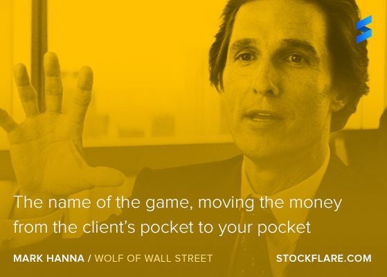 quote from wolf of wall st character mark hanna the on the wolf of wall street id=70361
