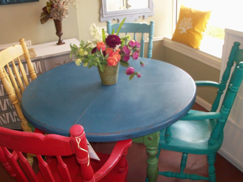 Best 25 Refurbished Kitchen Tables Ideas On Pinterest