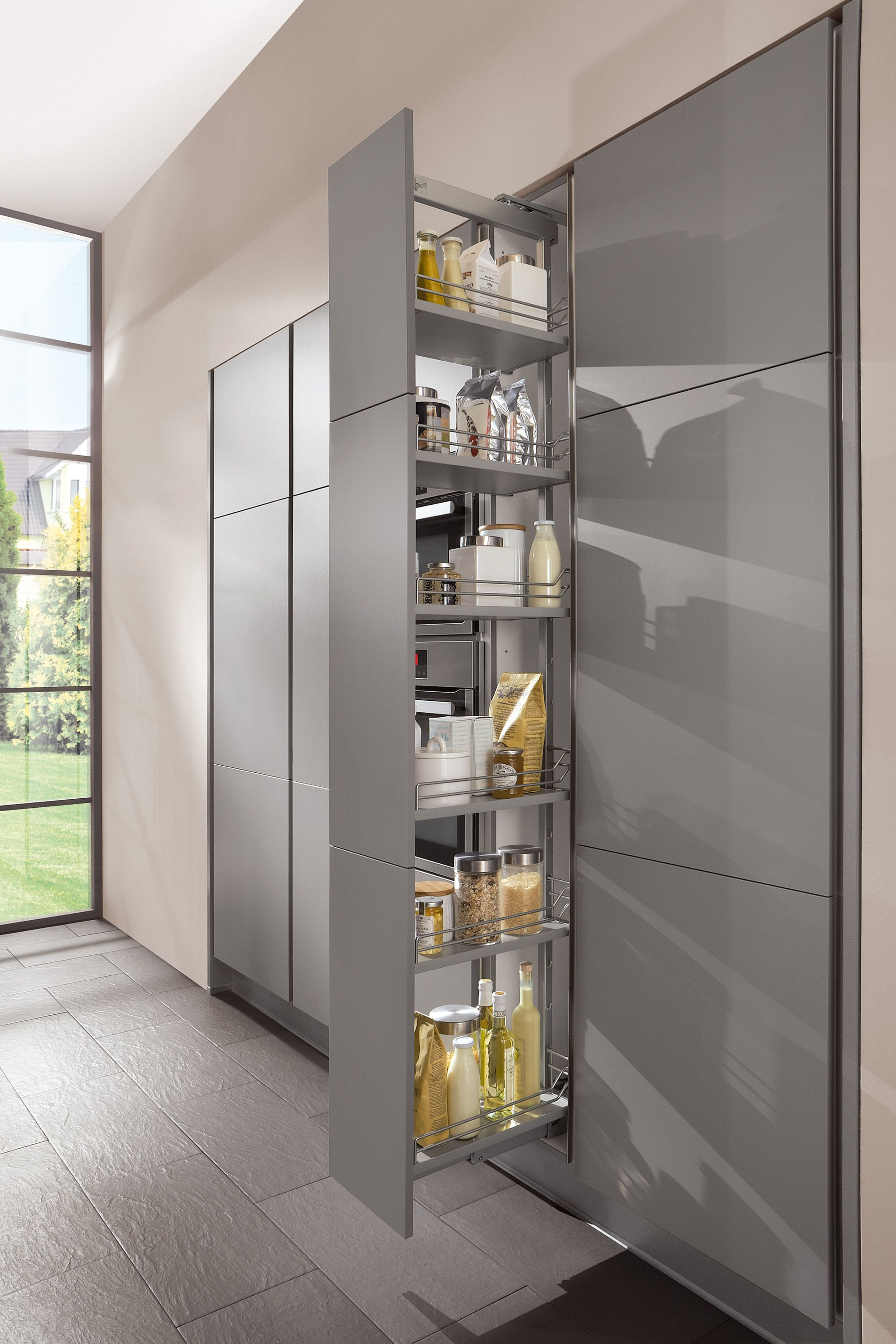 german kitchen design nobilia collection the harmonious union of aesthetics and on kitchen cabinets vertical lines id=21453