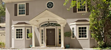Affinity Exterior Paint Color Scheme Fresh Federal Deep In Thought Af 30 Silhouette