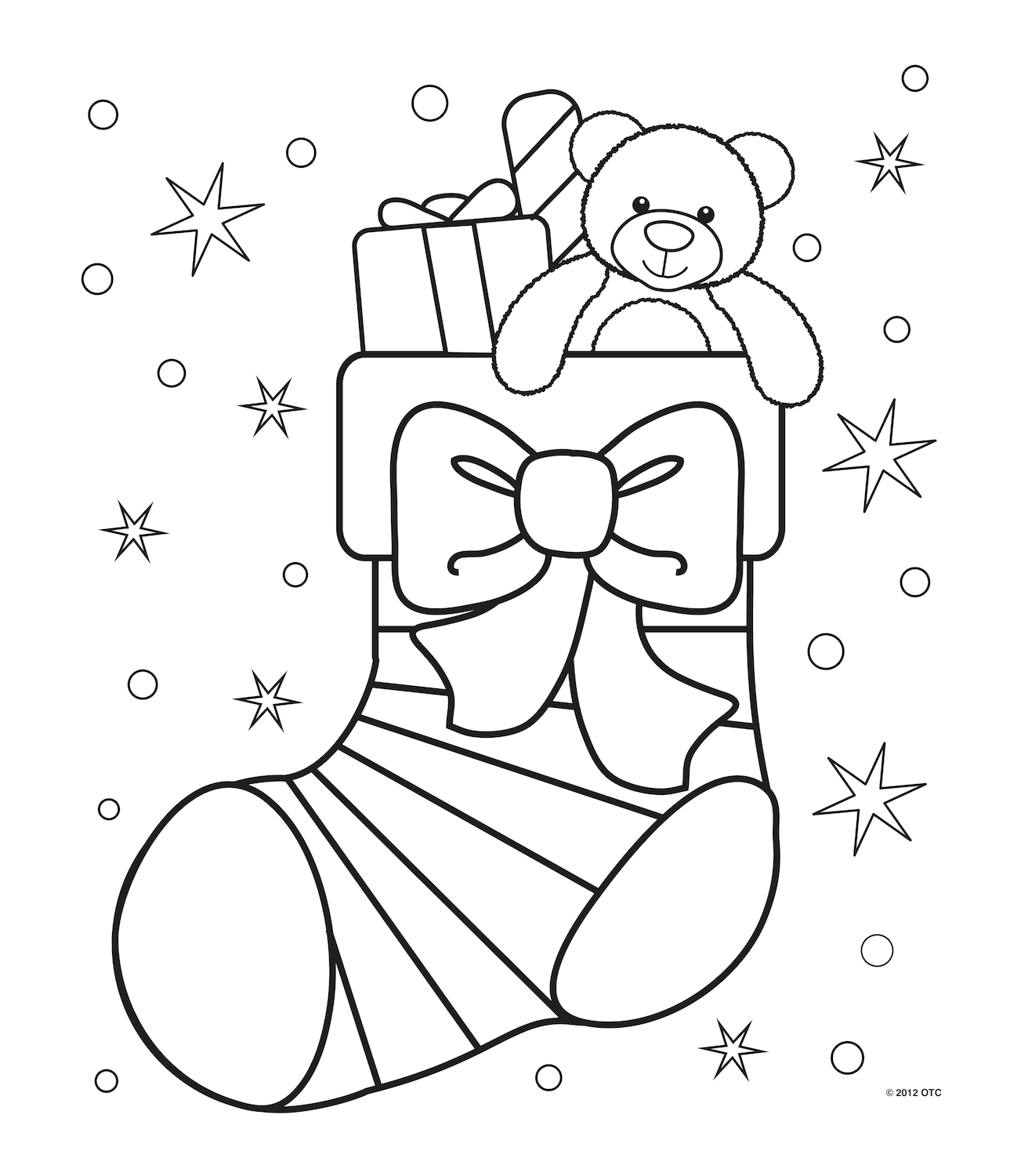 Christmas Coloring Pages Celebrate Christmas With Coloring Fun