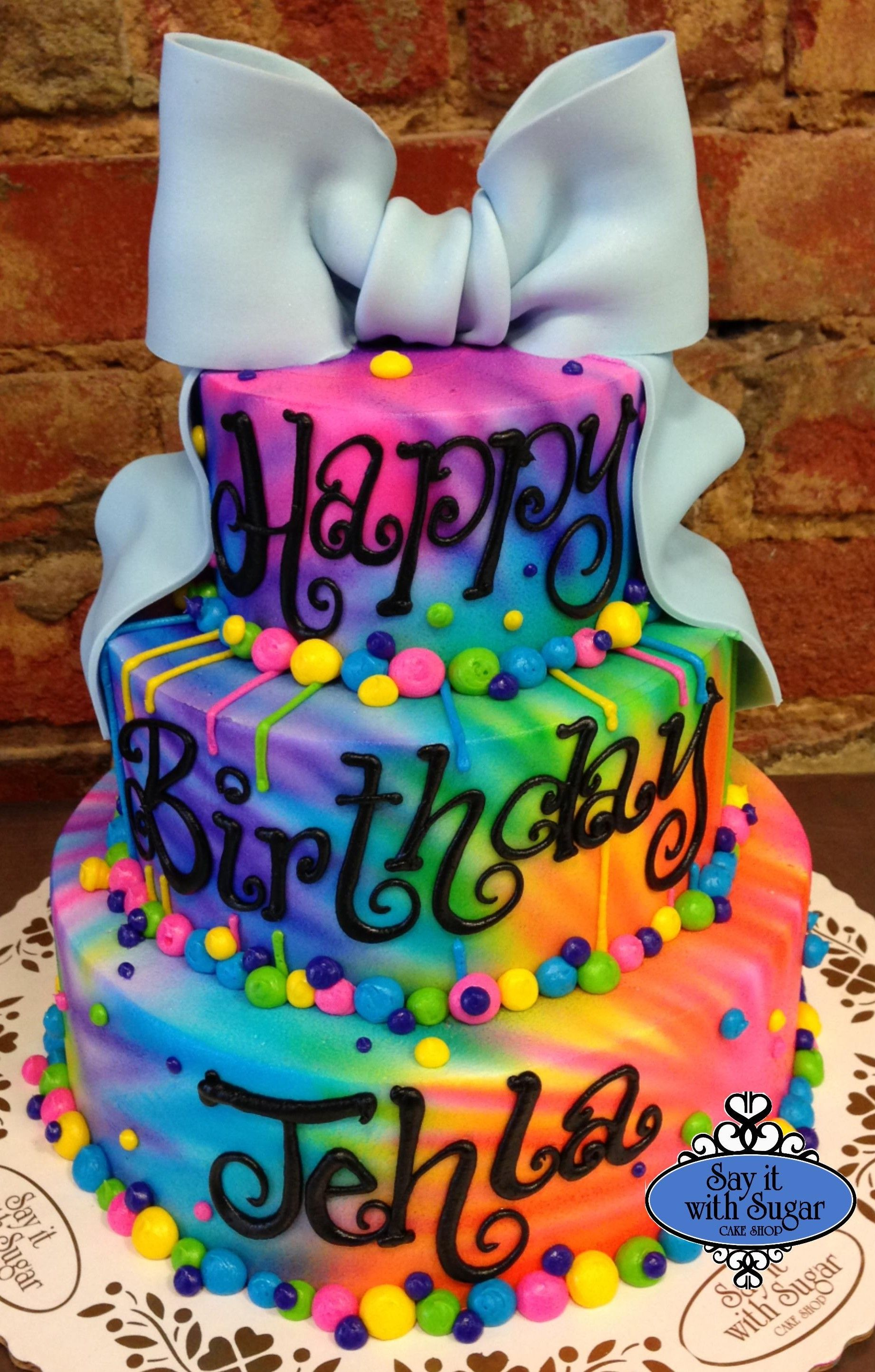 Best 25 Jojo Siwa Birthday Cake Ideas