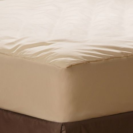 Organic Cotton Mattress Pad King