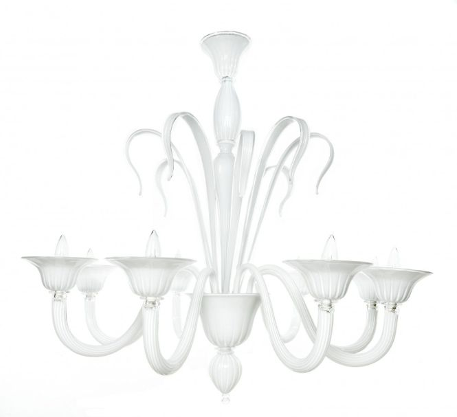 Find This Pin And More On S Cg Master Bedroom Murano Glass White Crystal Chandelier