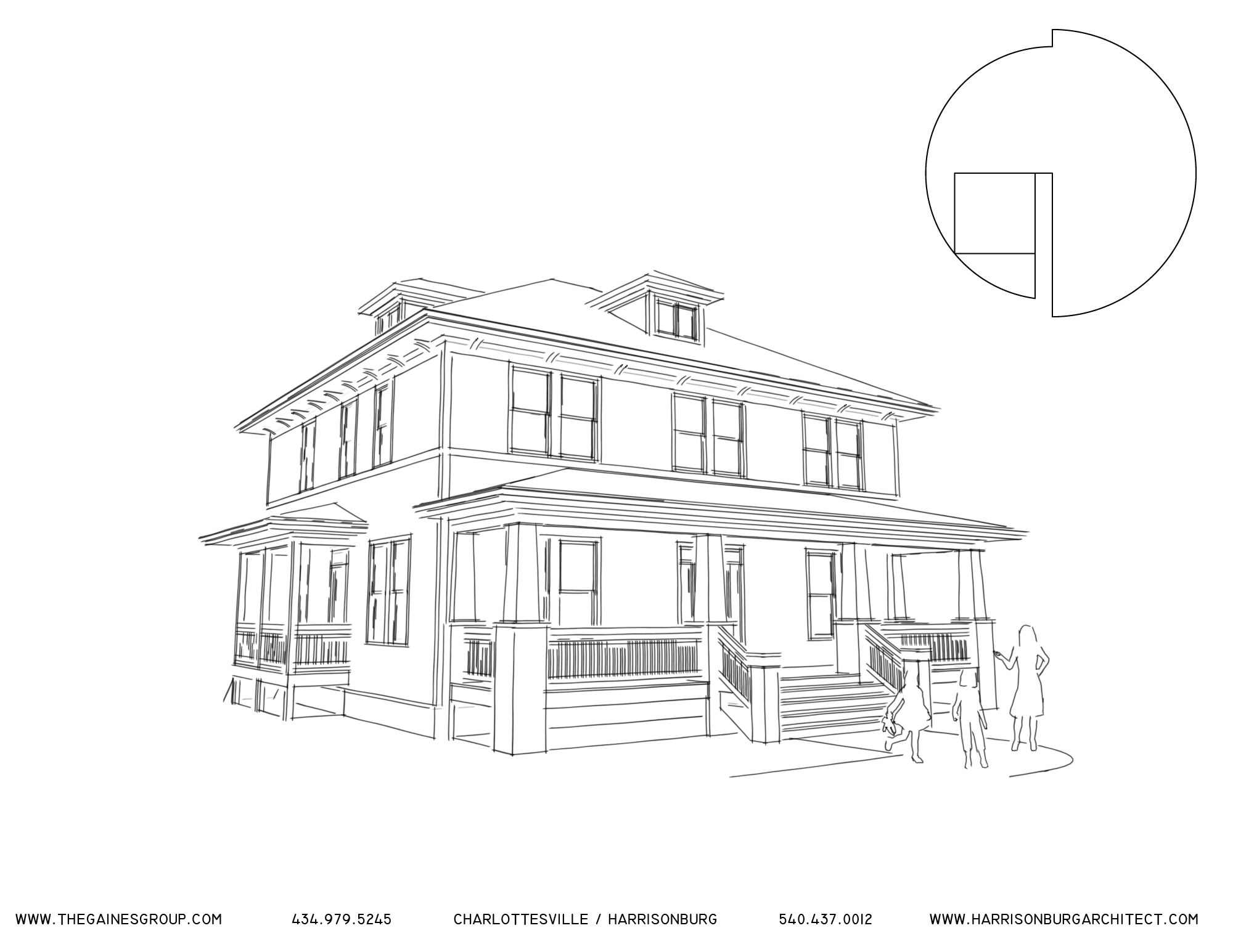 S Harrisonburgarchitectles Wordpress 09 Architectural Coloring Book