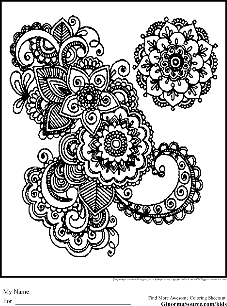 coloring pages for adults | Advanced Coloring Pages ... | free printable coloring pages for adults advanced