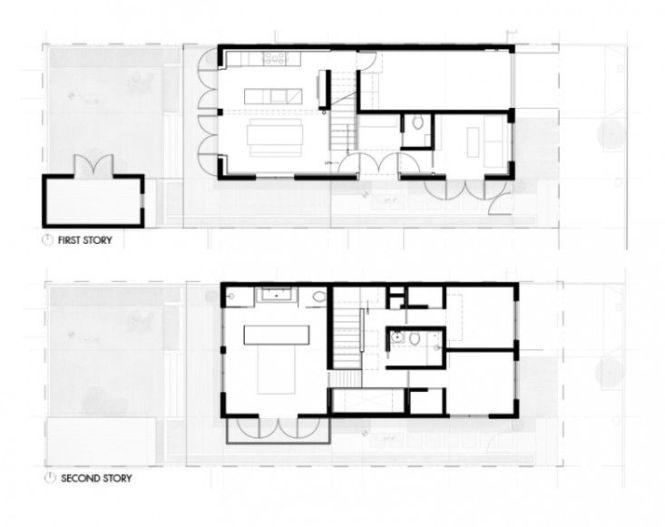 1 Bedroom Into 3 Floor Plans Red Dot Studio Bank