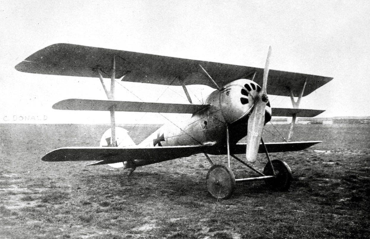 Avion Allemagne Avion Allemand