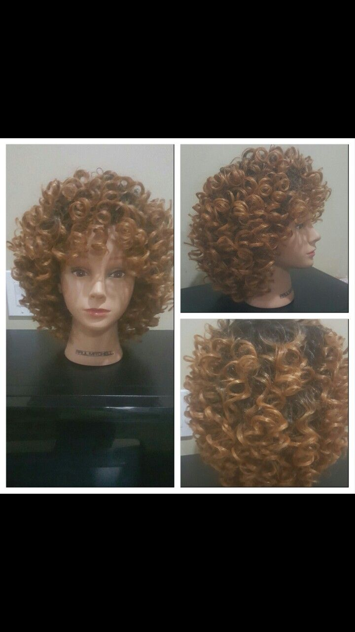 Custom Creations wigs Carousel Beauty Salon Carousel Beauty Salon