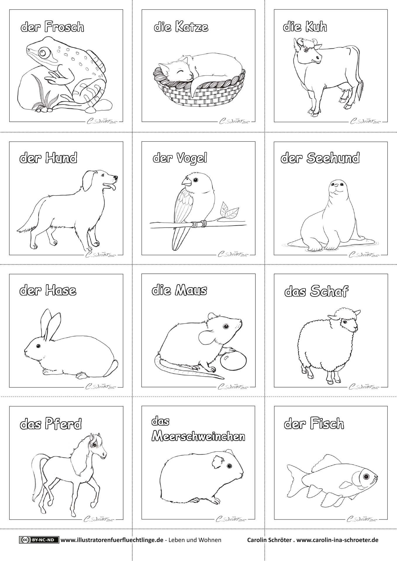 Download Als Leben Und Wohnen Haustiere Schroeter
