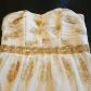 Strapless formal dress greek goddess dress goddess dress and