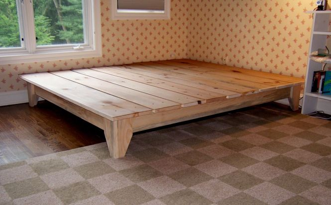 Best 20 California King Platform Bed Ideas On Pinterest Build A Cal Headboard And Frame